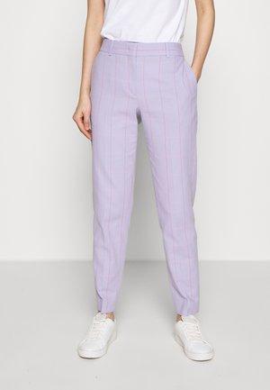 Stoffhose - lilac