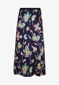 PS Paul Smith - A-line skirt - dark blue - 4