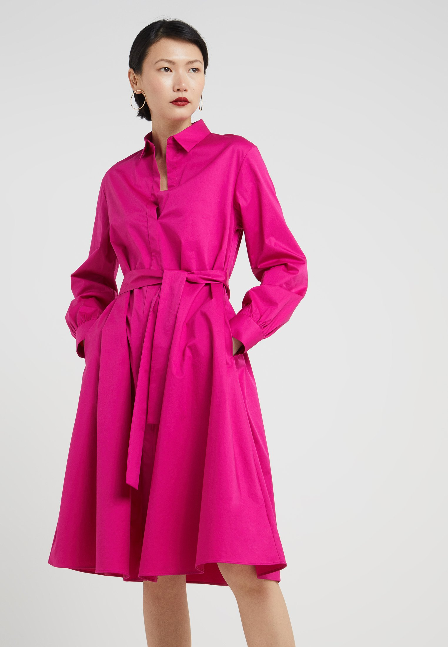 PS Paul Smith Robe d'été - rose fusia