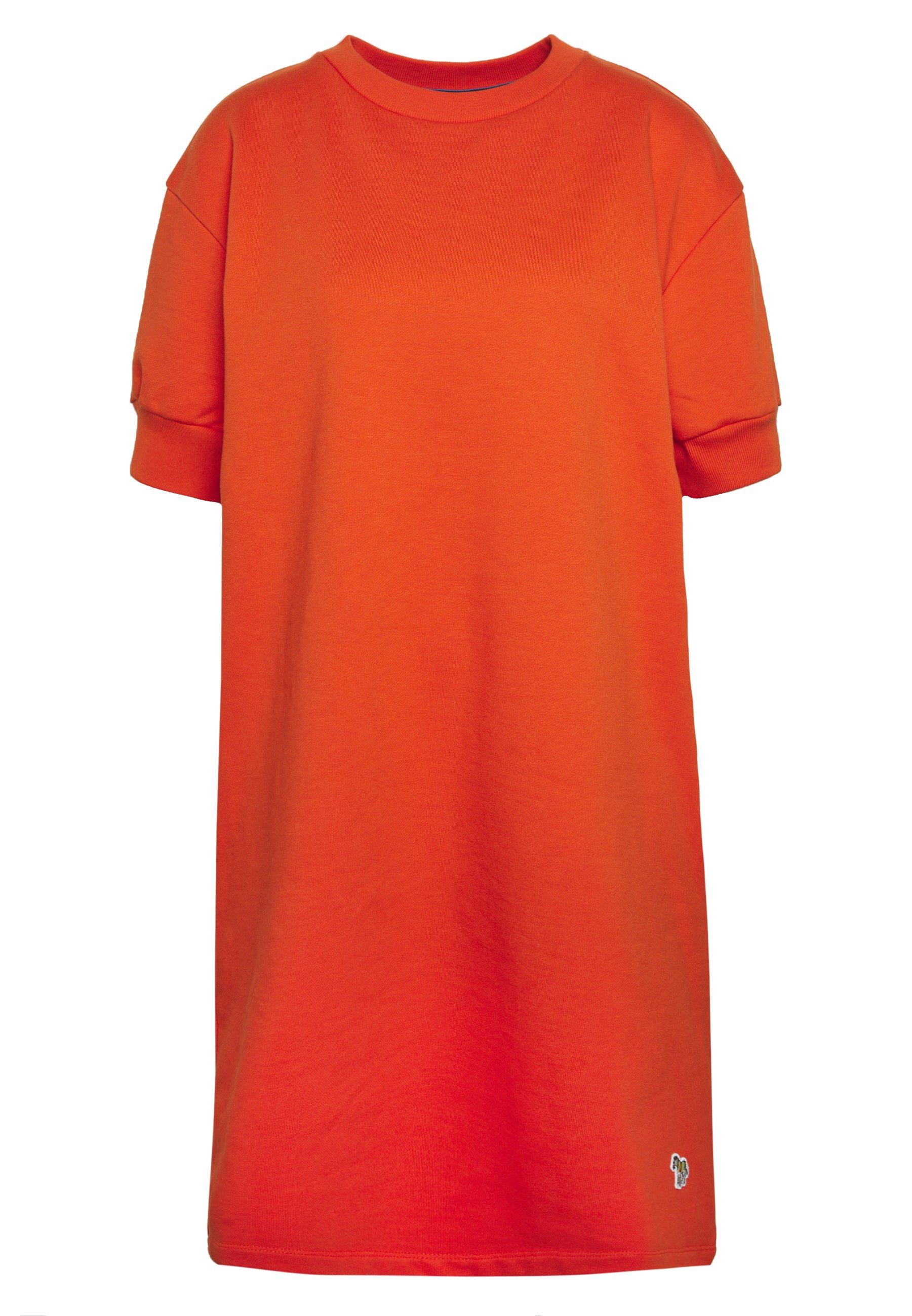 Ps Paul Smith Vestito Estivo - Orange iNz96cO