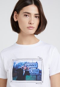 PS Paul Smith - Printtipaita - white - 4