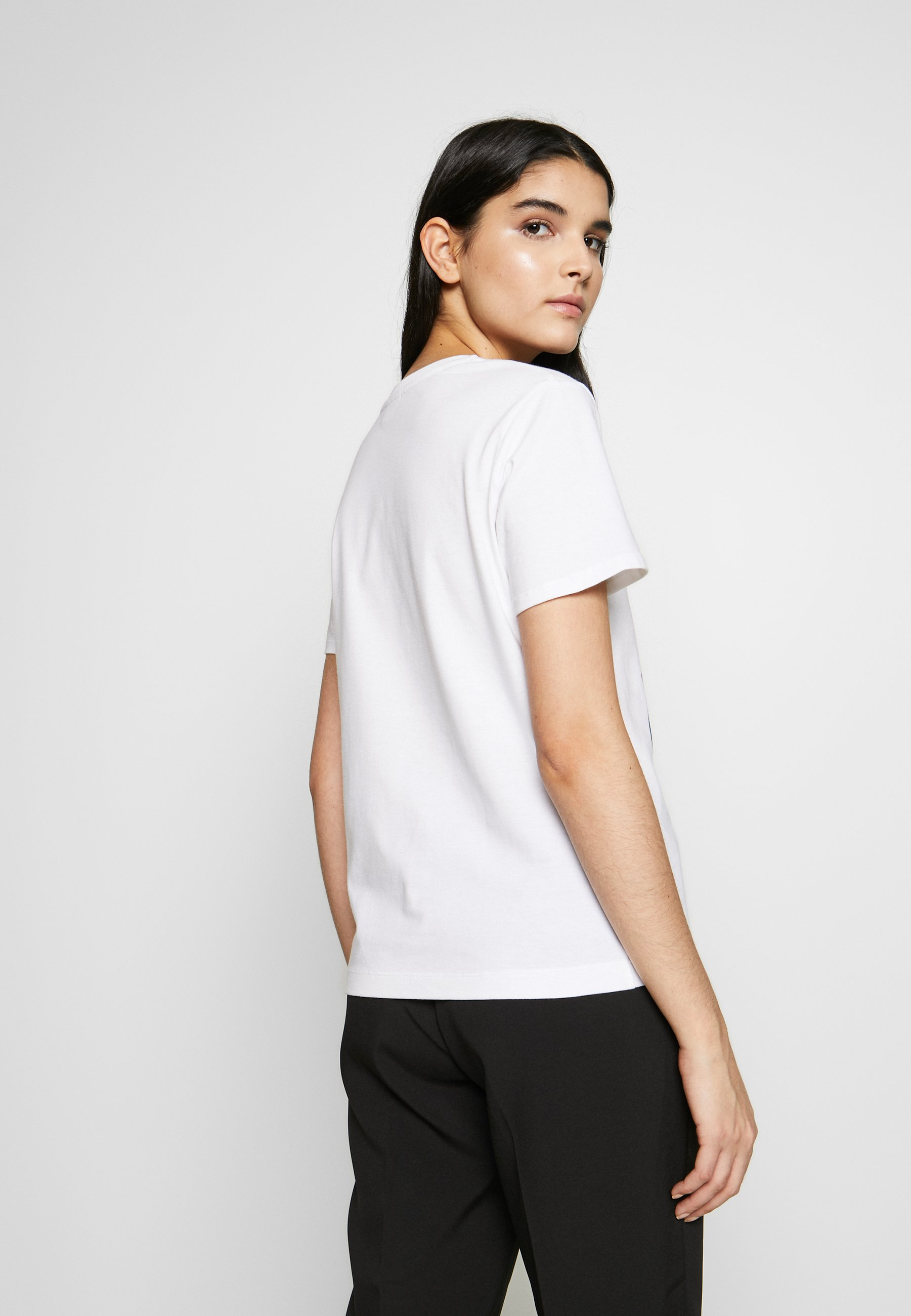 PS Paul Smith T-shirts med print - white
