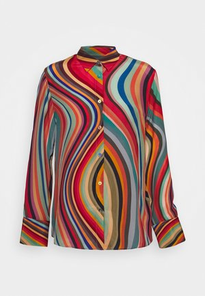 Hemdbluse - multi-coloured