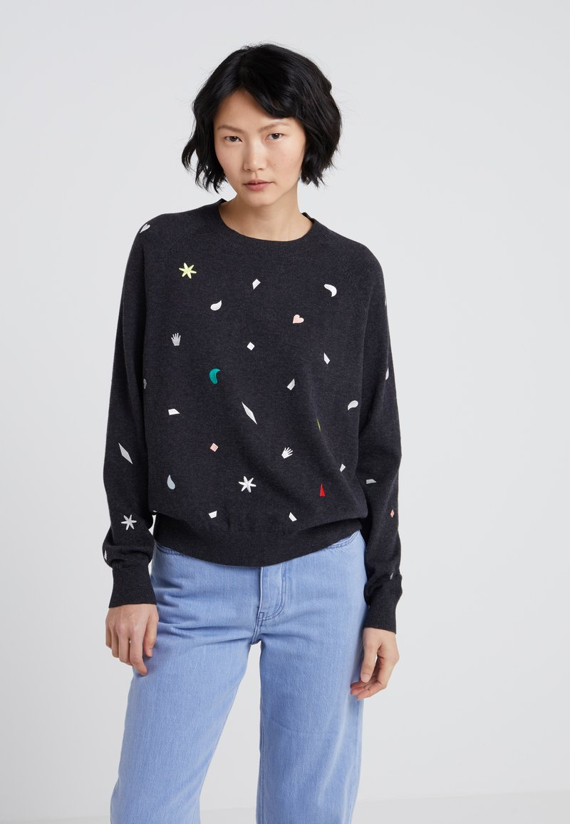 PS Paul Smith - Strickpullover - grey