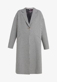 PS Paul Smith - Cappotto classico - black/white - 4