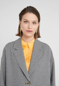 PS Paul Smith - Cappotto classico - black/white - 3