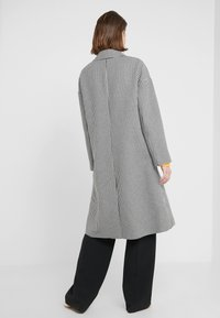 PS Paul Smith - Cappotto classico - black/white - 2