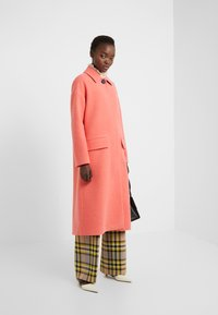 PS Paul Smith - Classic coat - coral - 1