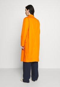 PS Paul Smith - Classic coat - orange - 2
