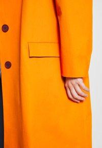 PS Paul Smith - Classic coat - orange - 5