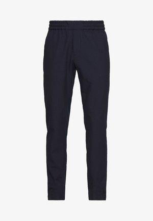 MENS DRAWCORD TROUSER - Chino kalhoty - navy
