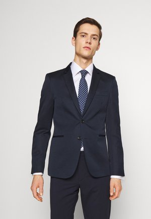 MENS JACKET BUGGY LINED - Giacca elegante - navy