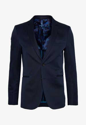 MENS JACKET BUGGY LINED - Suit jacket - navy