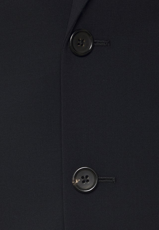 SUIT FULLY LINED - Dress - dark blue