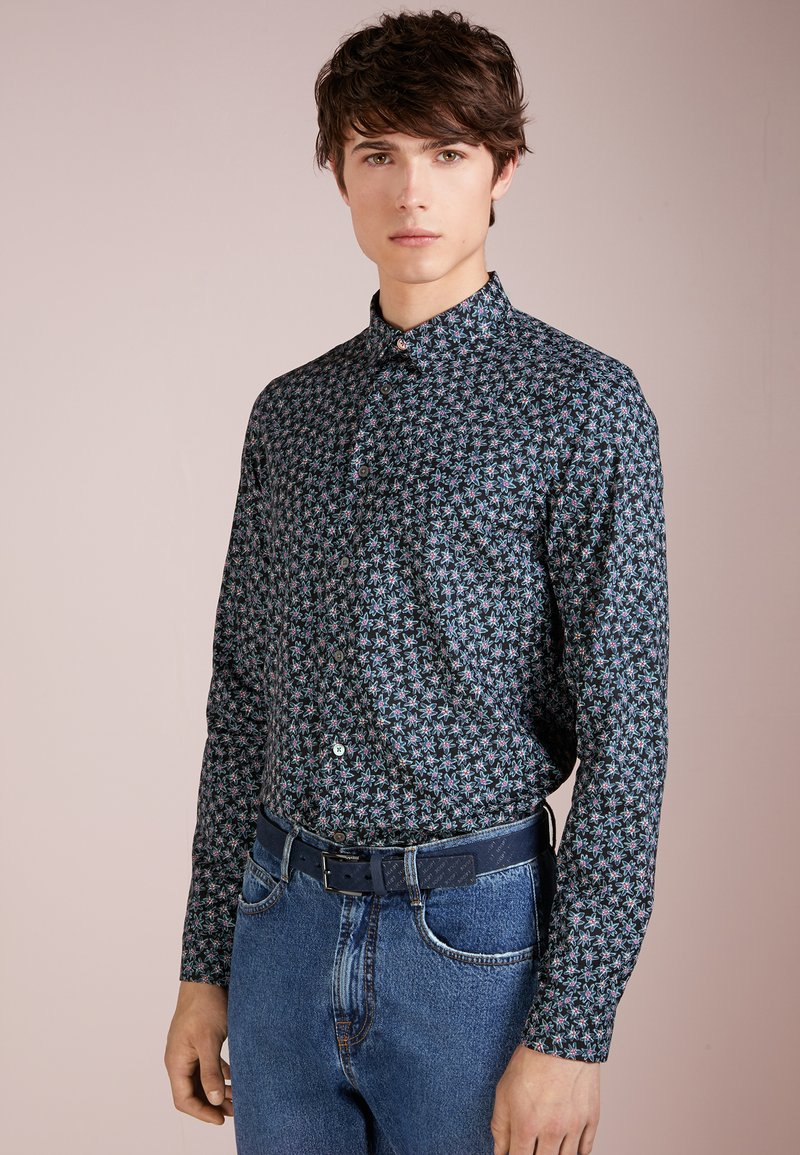 PS Paul Smith - SLIM FIT - Shirt - black