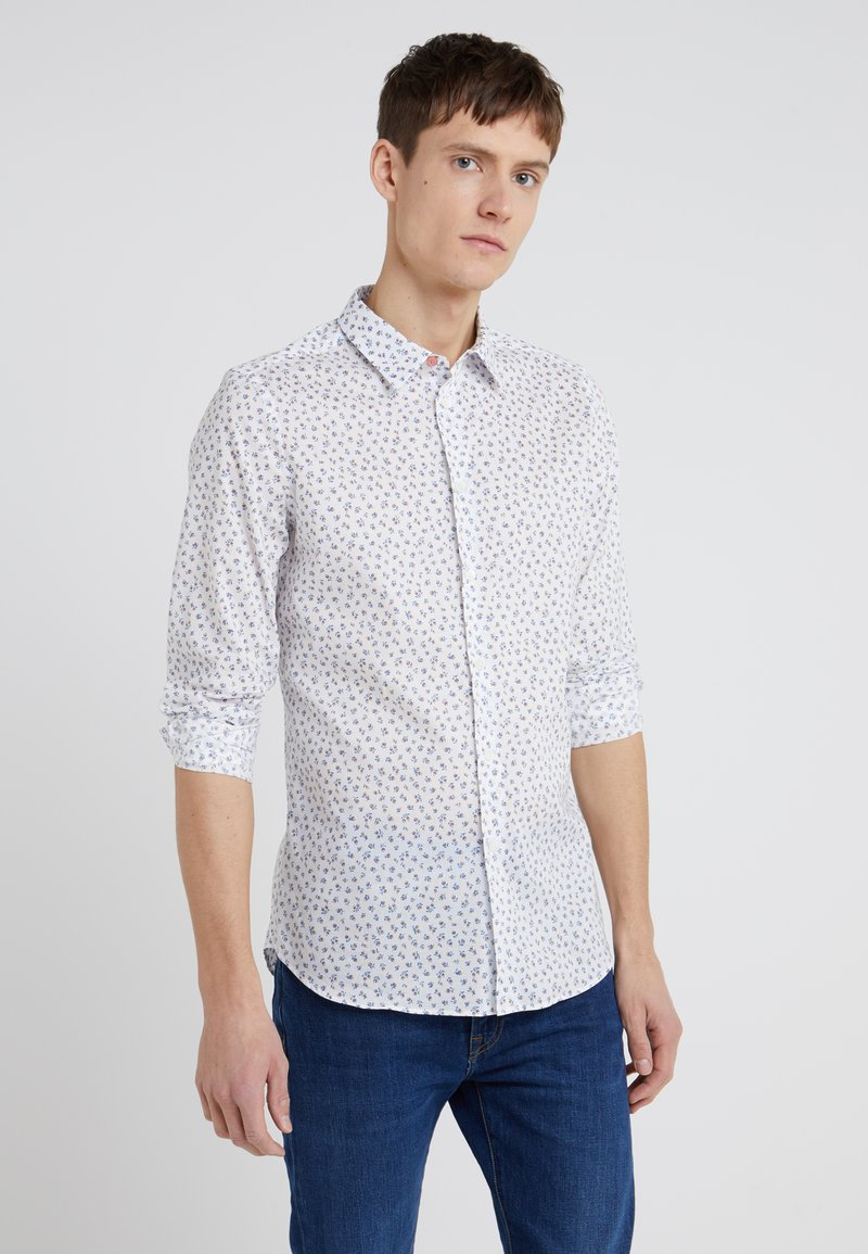 PS Paul Smith - SLIM FIT - Hemd - white