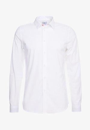 SLIM FIT - Zakelijk overhemd - white