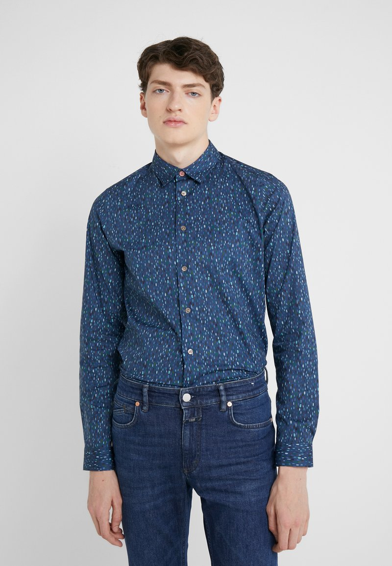PS Paul Smith - SLIM FIT - Camisa - blue