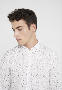 PS Paul Smith - SHIRT SLIM FIT  - Chemise - white - 4