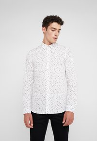 PS Paul Smith - SHIRT SLIM FIT  - Chemise - white - 0