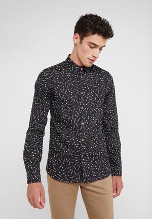 SHIRT SLIM FIT  - Camisa - black