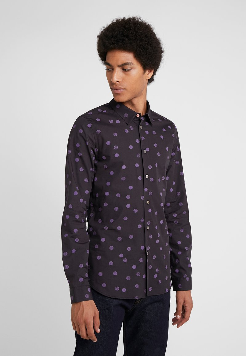 PS Paul Smith - SHIRT SLIM FIT - Shirt - blue