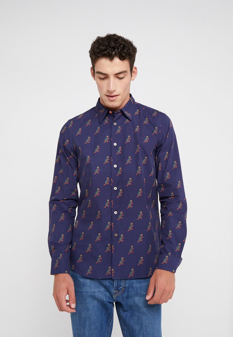 PS Paul Smith - TAILORED FIT  - Shirt - dark navy