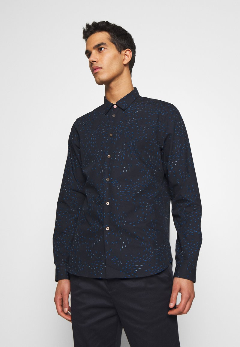 PS Paul Smith - SLIM FIT - Overhemd - navy