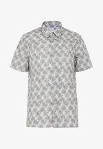 MENS CASUAL PALM - Shirt - beige