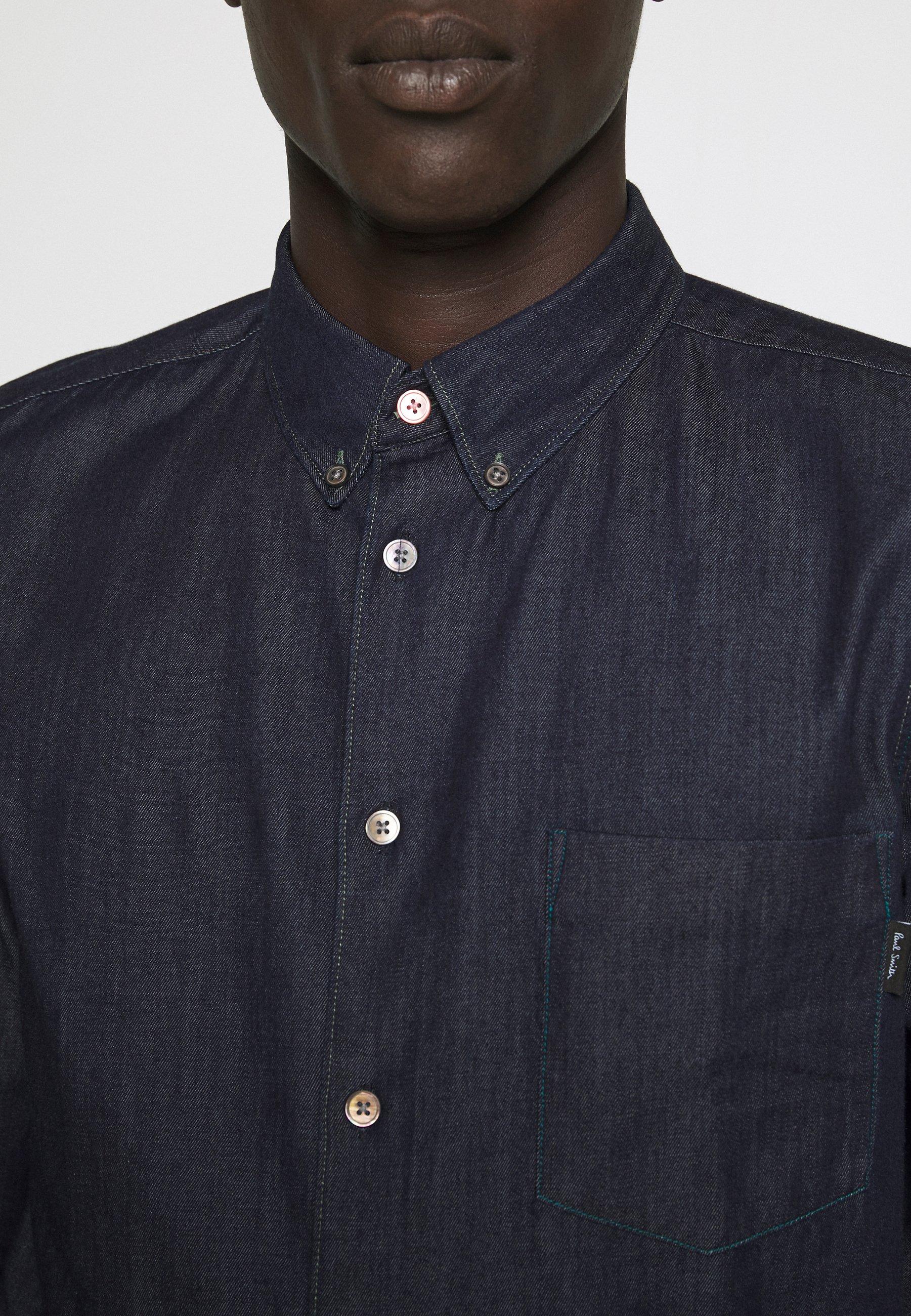 PS Paul Smith MENS TAILORED - Koszula - dark denim