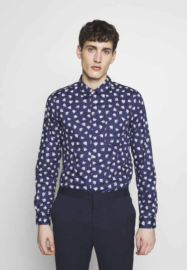 MENS TAILORED - Overhemd - navy