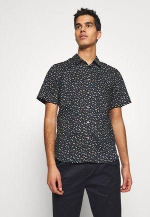 SLIM - Shirt - navy
