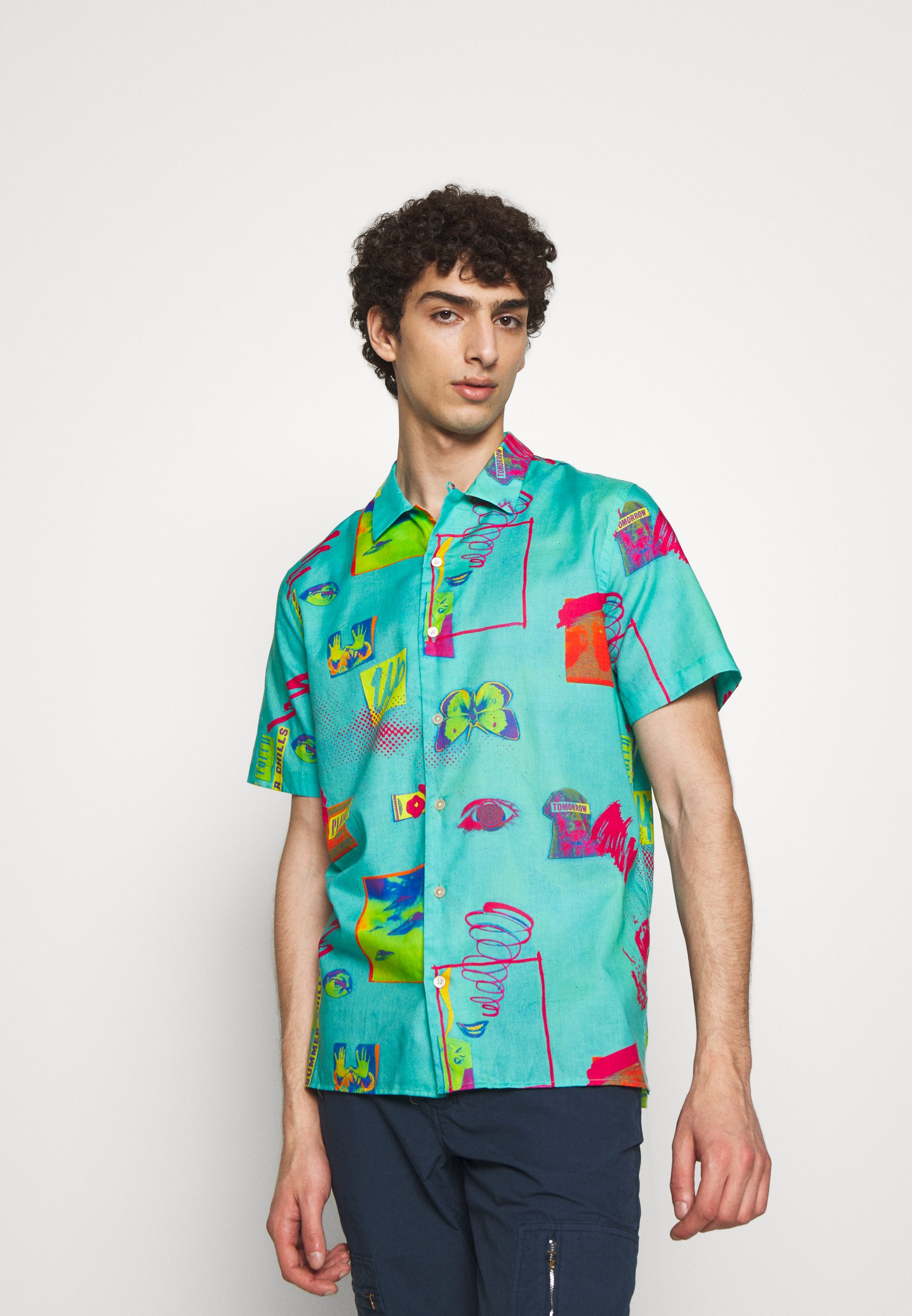PS Paul Smith MENS CASUAL - Koszula - multi-coloured
