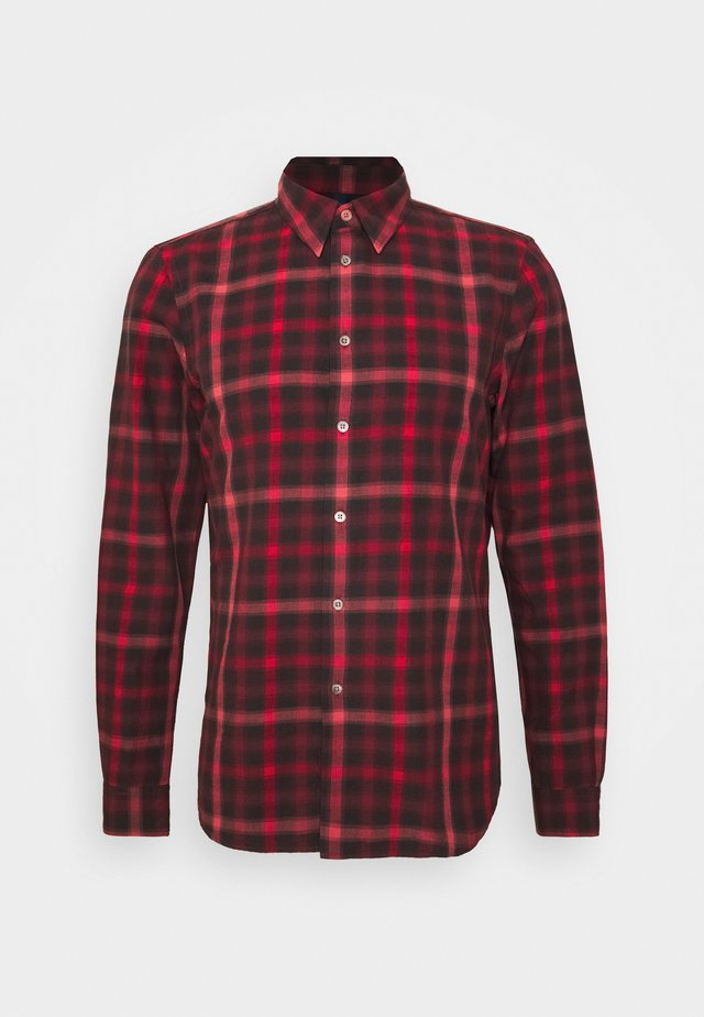 TAILORED FIT  - Hemd - red