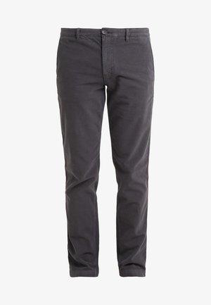 Pantalones chinos - anthracite