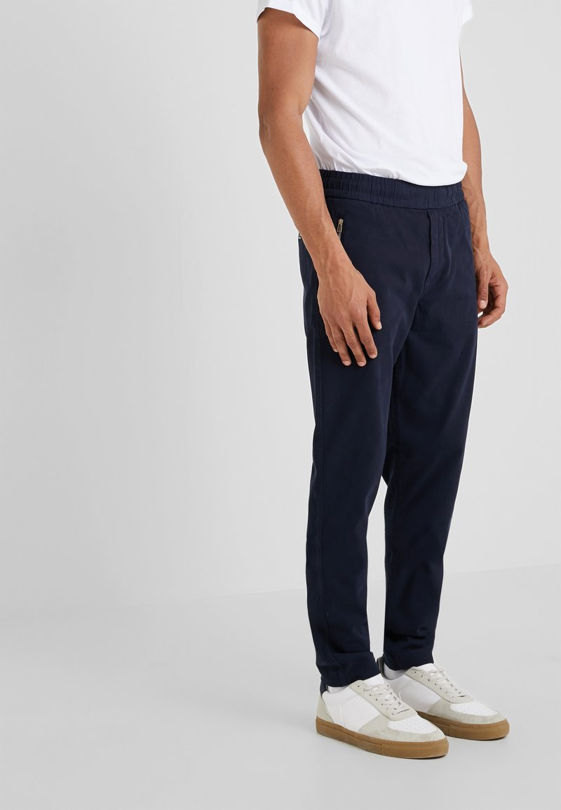 PS Paul Smith - TROUSER - Stoffhose - navy