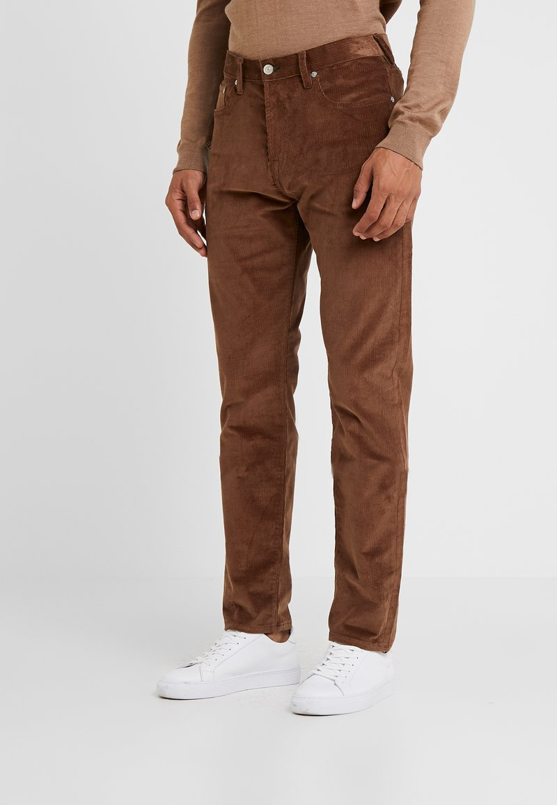 PS Paul Smith - Trousers - brown