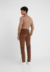 PS Paul Smith - Trousers - brown - 2