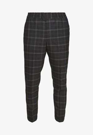 MENS TROUSER - Broek - anthracite
