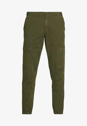 FLIGHT PANTS - Cargo trousers - dark olive