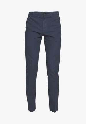 MENS MID FIT - Pantalones chinos - navy