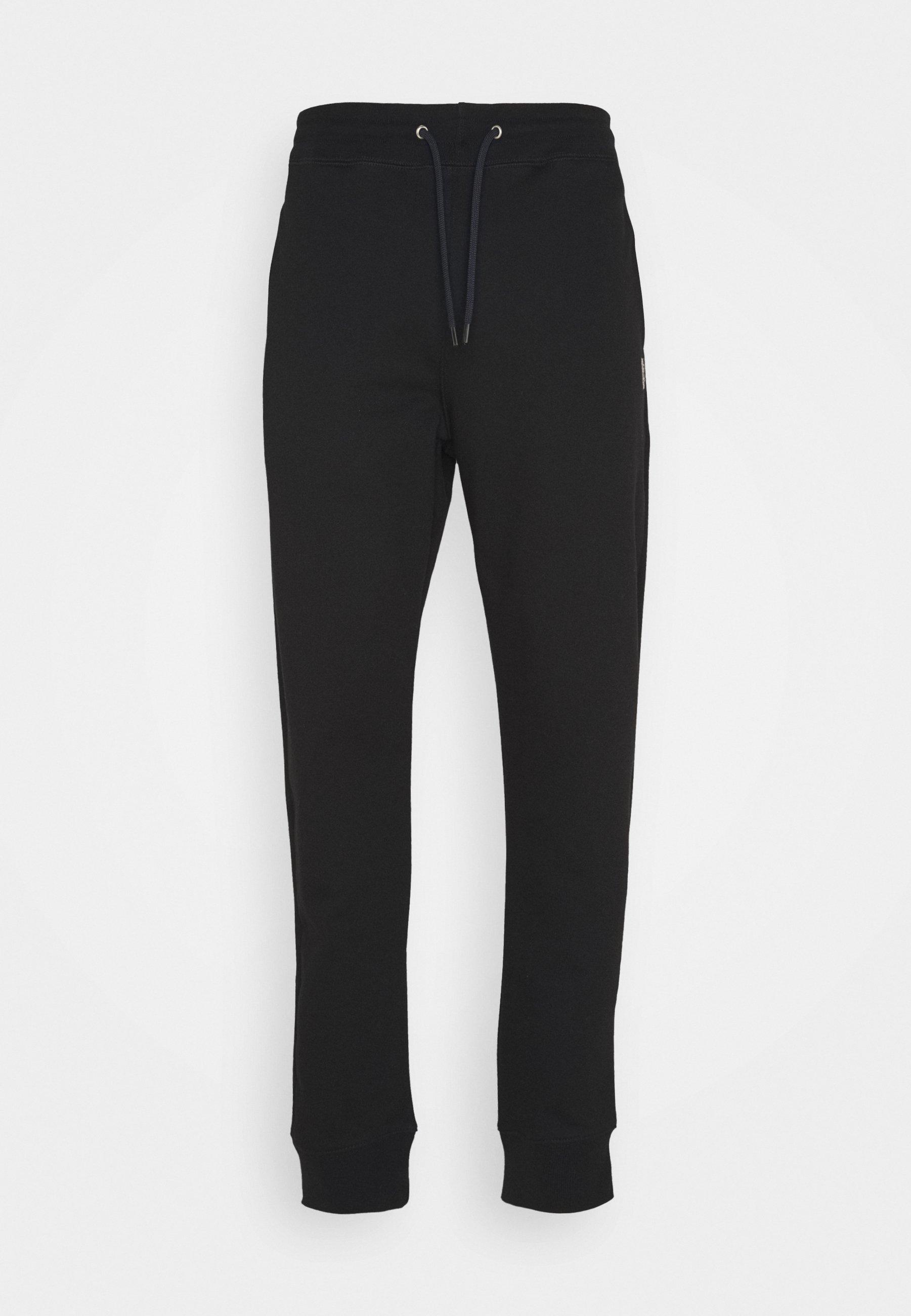 Ps Paul Smith Regular Fit - Pantaloni Sportivi Black iqPeU