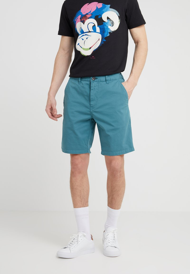 PS Paul Smith - Shorts - turquoise