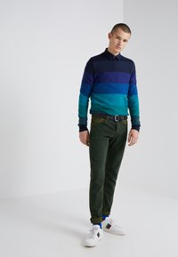 PS Paul Smith - Jeansy Slim Fit - green - 1