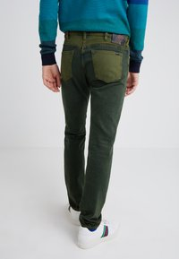 PS Paul Smith - Jeansy Slim Fit - green - 2