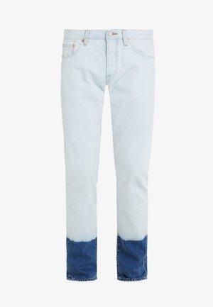 Slim fit -farkut - light blue denim