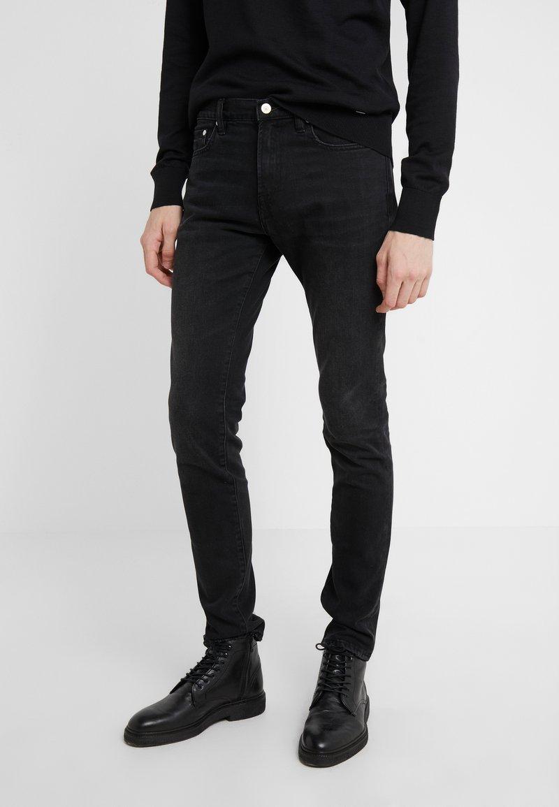 PS Paul Smith - STANDARD  - Jeans Slim Fit - black