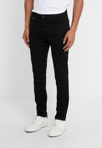 PS Paul Smith - JEAN - Slim fit jeans - black denim - 0