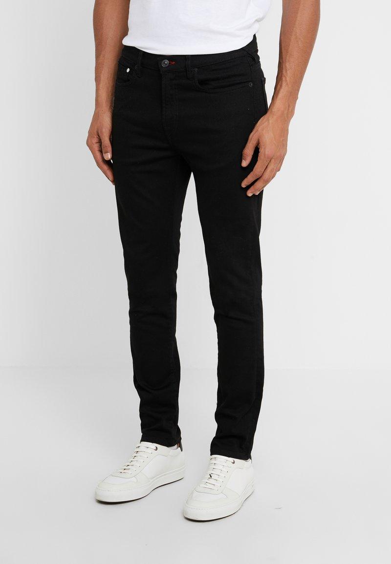 PS Paul Smith - JEAN - Slim fit jeans - black denim
