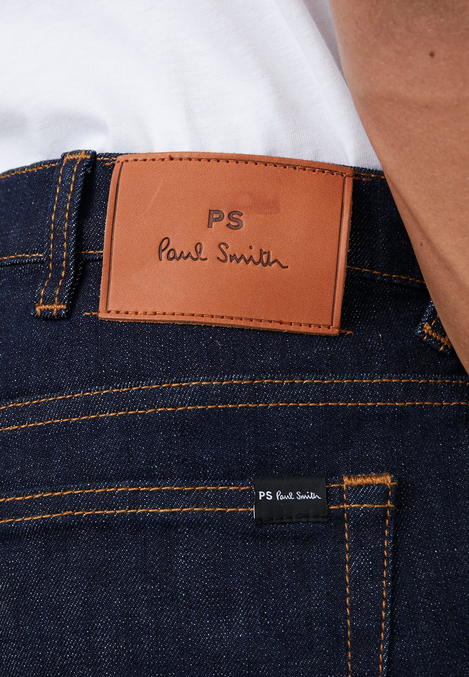 Ps Paul Smith Jeans Slim Fit - Blue Denim
